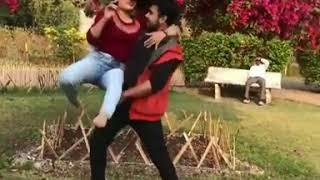 Sapna Choudhary Song: पीले सूट में स्टेज पर ... - Times Now Hindi