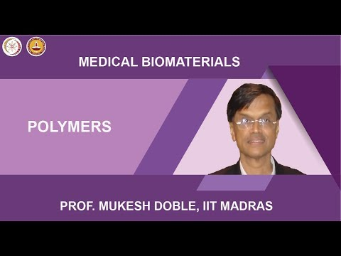 Lecture 29 Polymers