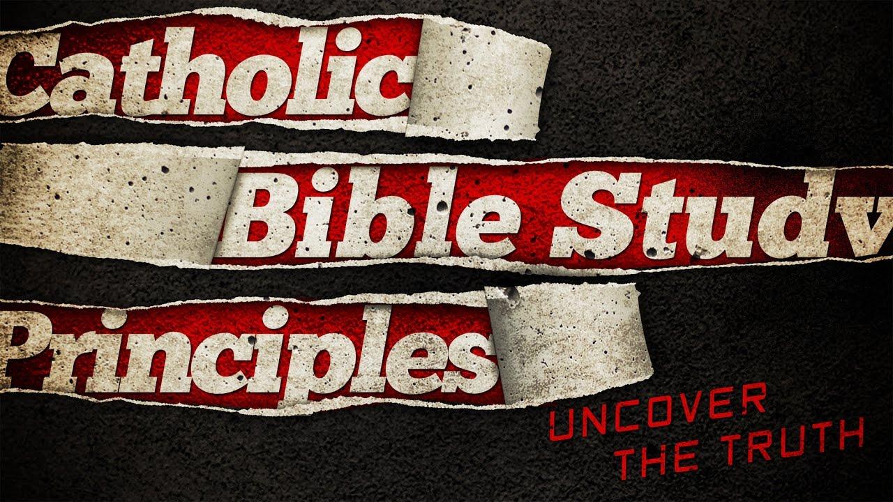 Beginning Catholic Bible Study