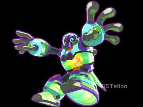 Mega Man X6 OST  T10  Infinity Mijinion Stage Weapon Center