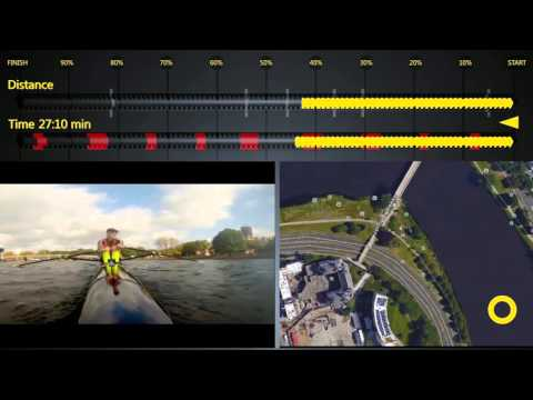 HOCR Rowing Power Workout