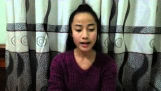 Tình lúa duyên trăng- Huyền Trang 15 tuổi