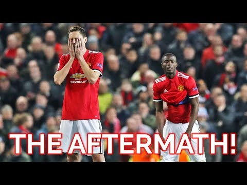 What Went Wrong? | THE AFTERMATH! LIVE | Manchester United 1-2 Sevilla