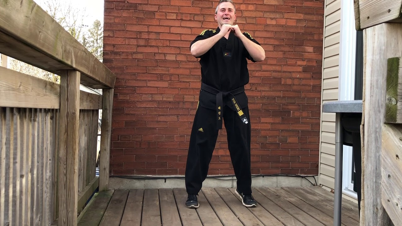 Training From Home - Squats