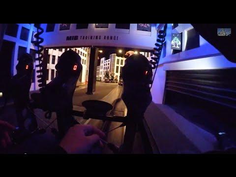 Men In Black Alien Attack - Universal Studios - Orlando, Florida