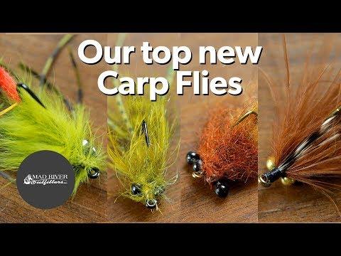 Our Top Carp Flies