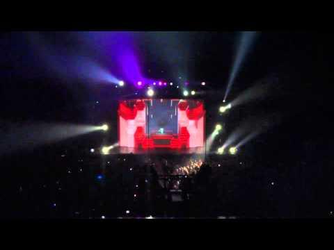 Skrillex live Heineken Music Hall Amsterdam - Opening