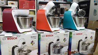 Máy trộn bột đánh trứng Bosch MUM54 900w cao cấp