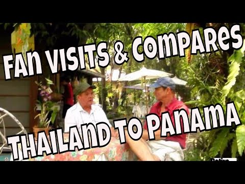 A RetireCheap.Asia Fan Visits Thailand -- His Thoughts and Comparison to Panama
