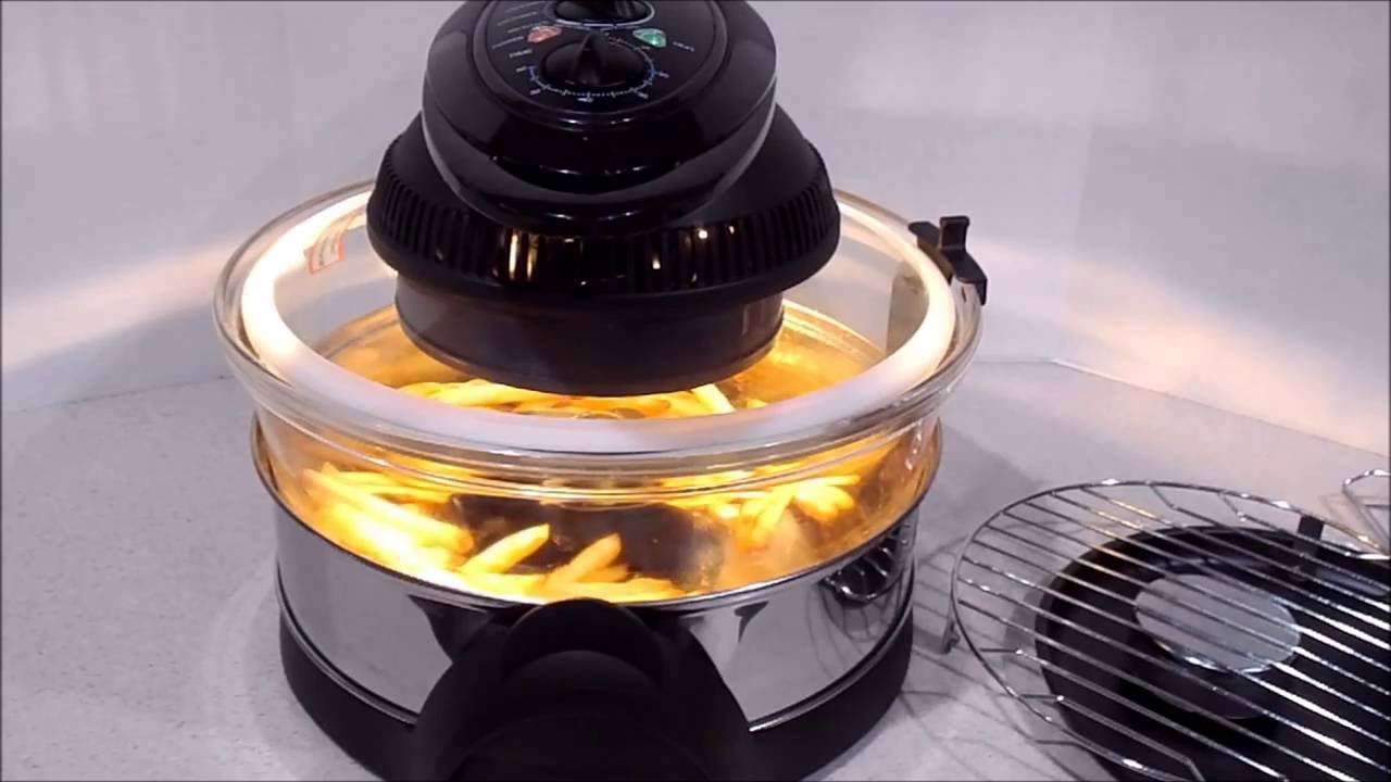 Haier 8.5 Liter Air Fryer Review - YouTube