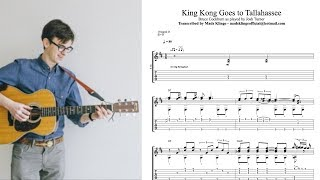 Josh Turner - Acoustic Blues in D transcription