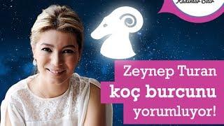 Zeynep Turan'dan Haziran Ayı Koç Burcu Yorumu