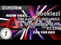 Cookiezi | DeltaMAX [Challenge] HDHR 3x Misses #1 LOVED | Livestream w/ chat reaction!