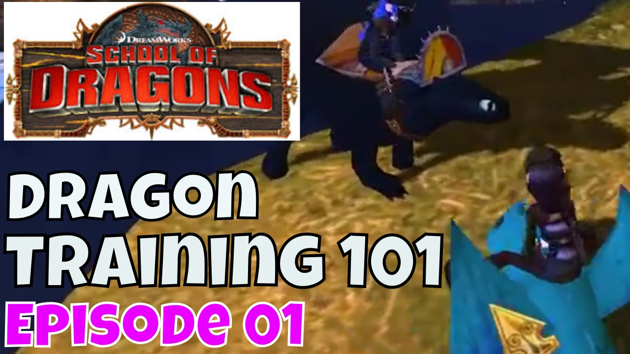 Dragon training 101 how to train your dragon school of dragons dragon training 101 how to train your dragon school of dragons episode 1 ccuart Images