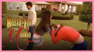 Hasta el fin del mundo: Marisol golpea y le reclama a Daniela | Escena - C-150 y 151 | Tlnovelas