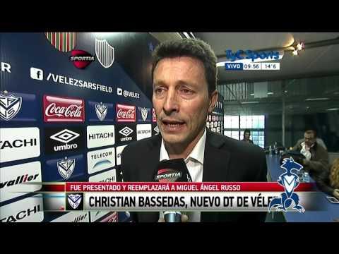 Sportia | Presentación Christian Bassedas