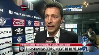 Sportia   Presentación Christian Bassedas