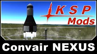 KSP Mods -  Convair NEXUS