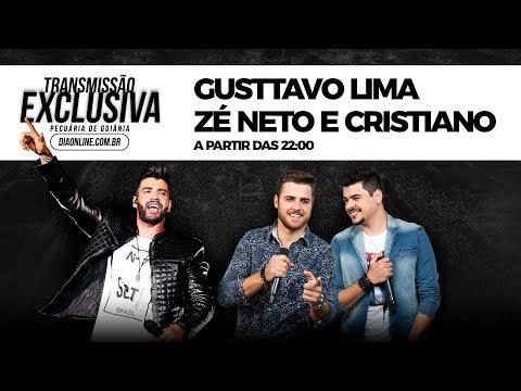 AO VIVO: Gusttavo Lima | Zé Neto e Cristiano na Pecuária de Goiânia