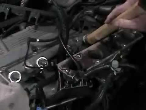 2008 chevy cobalt starter wiring diagram automotive air conditioning gm 2 2l bottom feed injector youtube
