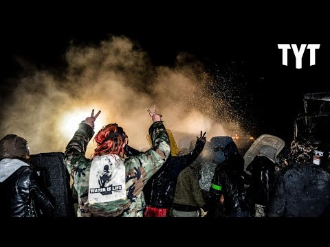 DAPL BOMBSHELL: FBI Worked With Private Mercenary Group