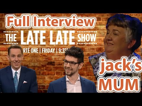 Jacksepticeye on The Late Late Show | RTÉ One | Full Interview (HD)