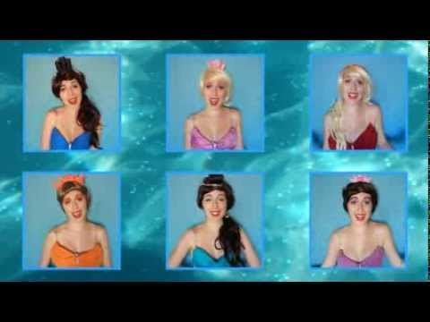 ~One Woman Disney The Little Mermaid~ Daughters of Triton