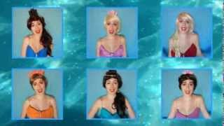 "~One Woman Disney The Little Mermaid~ Daughters of Triton"" [Cosplay cover/performance] ♥"