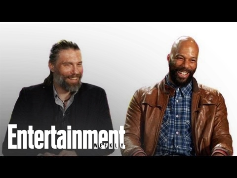 Hell on Wheels: Anson Mount And Common Take EW's Pop Culture Personality Test