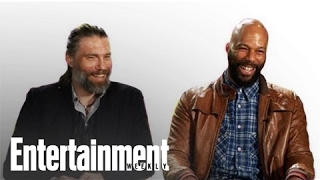 Hell on Wheels: Anson Mount And Common Take EW
