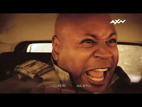 NCIS: Los Angeles NEW SEASON Returns On AXN This July!