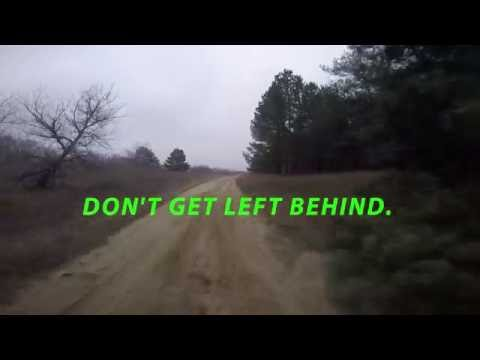 Don't Get Left Behind, Get an ATV!