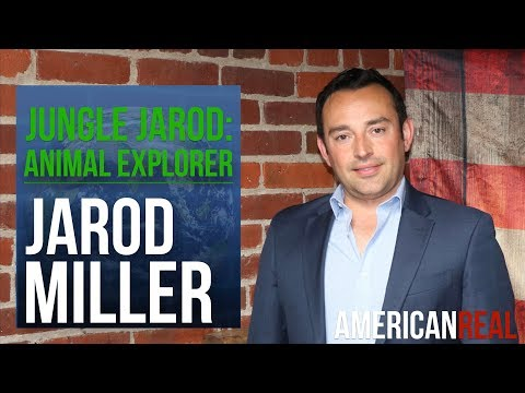 AR EXCLUSIVE EPISODE | JAROD MILLER | JUNGLE JAROD: ANIMAL EXPLORER