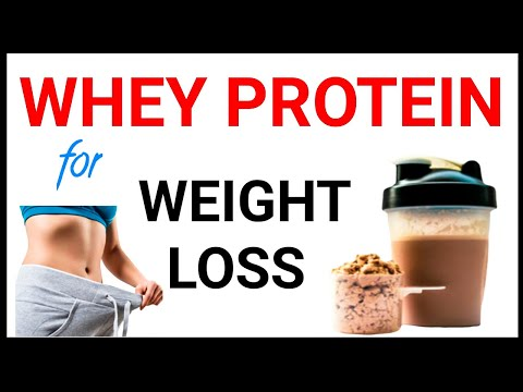 How to Use Whey Protein for Weight Loss [ weight loss]