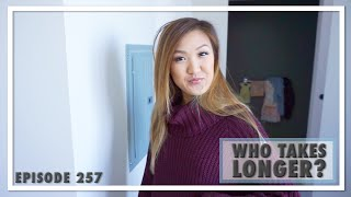 Ep.257 I Do Not Take Long to Get Ready! | WahlieTV