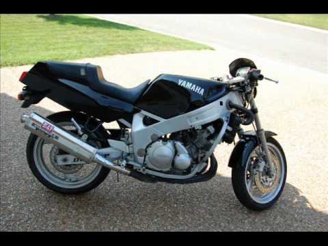 Custom Yamaha FZR 600 Before And After