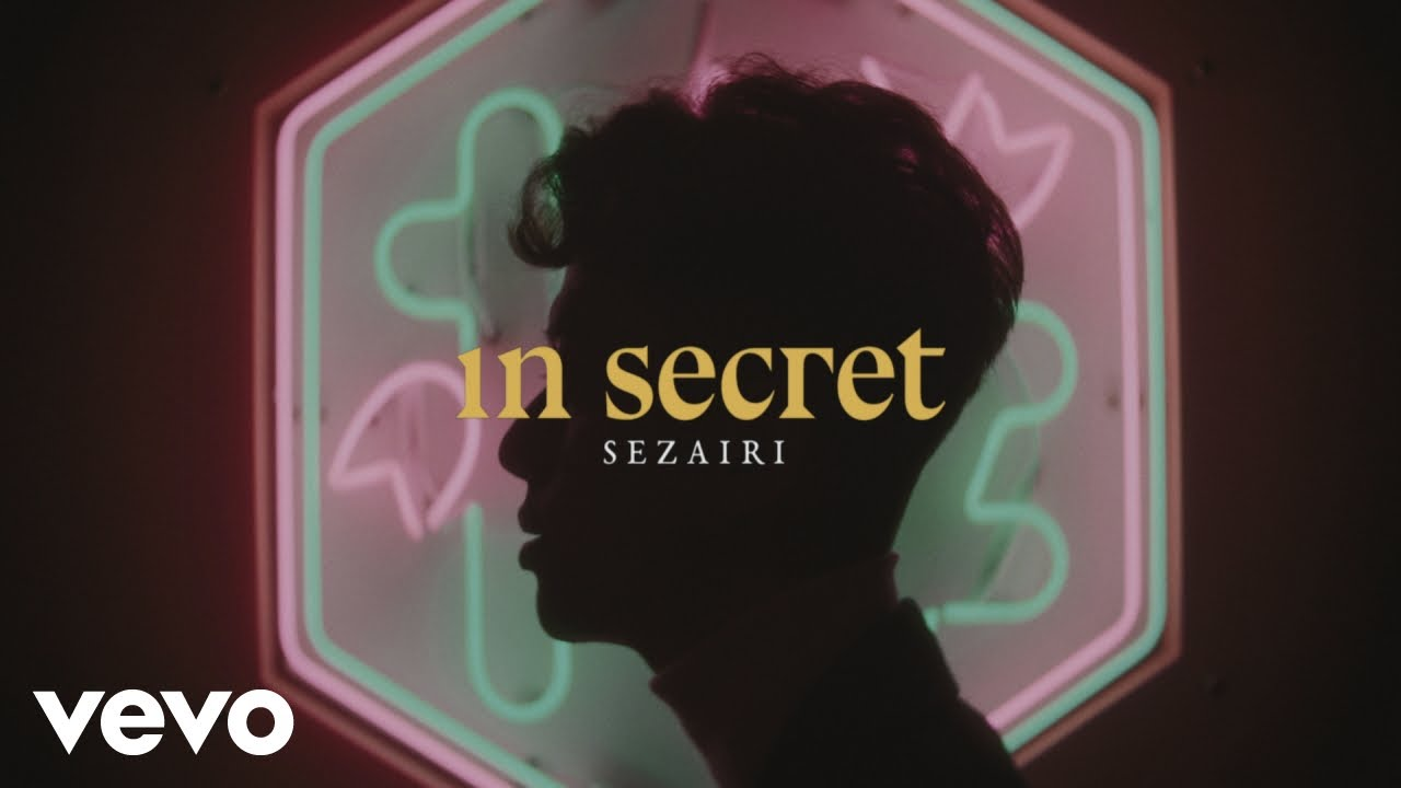 Sezairi - In Secret (Official Music Video)
