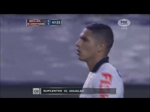 Paolo Guerrero vs Boca juniors