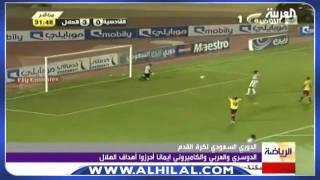 Report on the match alhilal × Qadisiyah 2017 Video