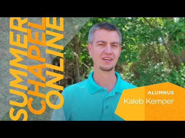 God's Calling | Kaleb Kemper