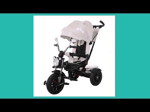 Распаковка и сборка! Велосипед трехколесный TORNADO, от Tilly (T-383)