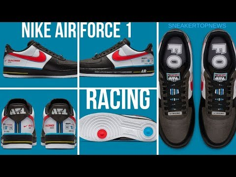 """Nike Air Months 1 Finally Of Force """"racing""""After DelaysHas The 4L5R3jA"""