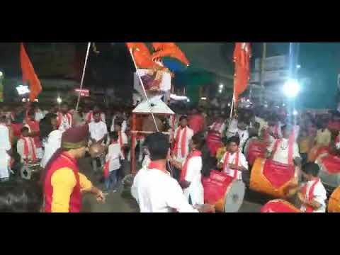 Shivjayanti 2020 Samna Dhol Tasha Pathak Latur