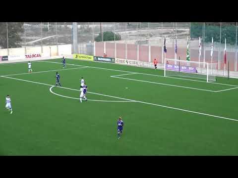 ST. ANDREWS FC - MOSTA = 0 - 1 [14.10.2017] PT1