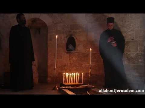The Chapel of Ascension on Mount of Olives, Jerusalem