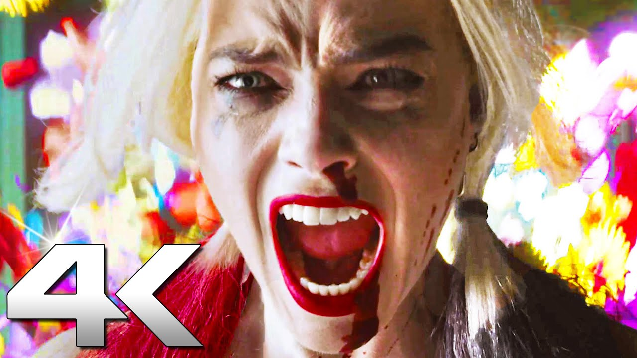 Download THE SUICIDE SQUAD Trailer (4K ULTRA HD) 2021