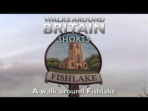 A Walk Around Fishlake - Walks Around Britain Shorts