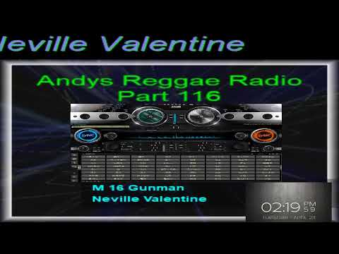 Andys Reggae Radio-Part 116