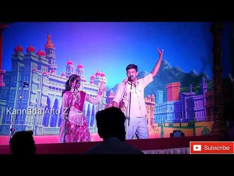 ಗರತಿಗೆ ಬಂದ ಆಪತ್ತು Ep ##4 || Kannada Drama || uttarakaranatak janapada songs
