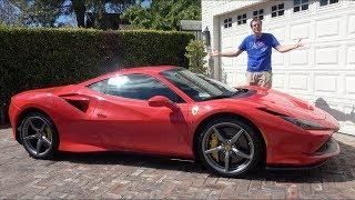 Ferrari F8 Tributo 2020 года - это новейшая Ferrari за $300 000